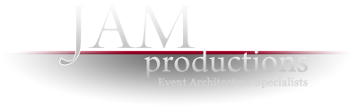 JAM Productions - Event Architecture Specialists